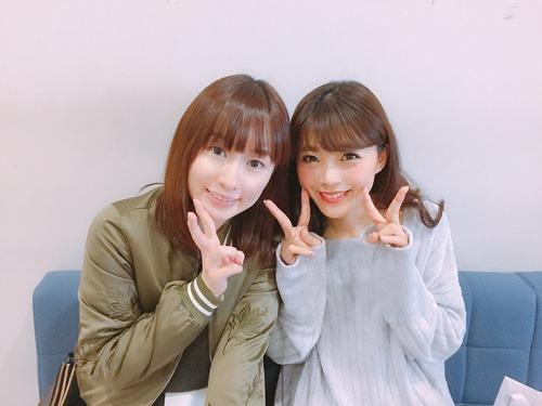 【画像】声優・三森すずこさんと照井春佳さんのツーショットかわいいな