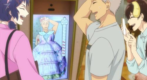 【サンリオ男子】7話感想 ピューロランドデート!再現度が凄い