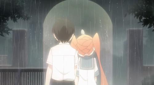 【上野さんは不器用】6話感想 相合傘って素晴らしい