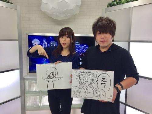 【画像】声優・水瀬いのりちゃんと松岡禎丞くんのツーショットいいね