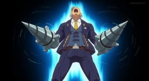 【叛逆性ミリオンアーサー】3話感想 ドリル型エクスカリバー