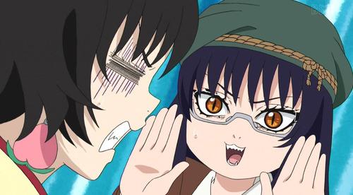 【鬼灯の冷徹 第弐期その弐(第2期)】24話感想 メガネのミキちゃんが存分に見れたのに、ダークマターが全て持っていった回だった