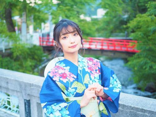 【画像】声優・高野麻里佳さんの浴衣姿って何でこんなに素敵なんだろうな