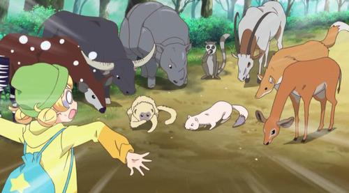 【キラッとプリ☆チャン】20話感想 日本にいるはずのない動物が