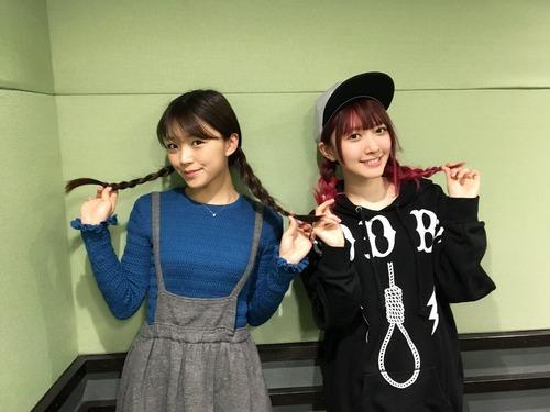 【画像】三森すずこさんと遠藤ゆりかちゃんのツーショット可愛すぎる