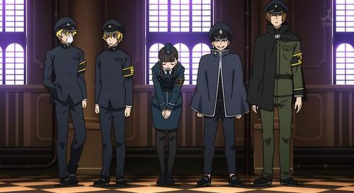 【炎炎ノ消防隊】7話感想 みんなの軍服かっこよかった