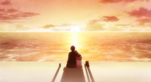 【3D彼女 リアルガール 第2シーズン】21話感想 海辺のシーンはちょっとうるっときた
