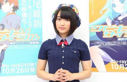 声優の悠木碧ちゃんという、胸良し!学歴良し!アイドル性良し!な最強女性声優www