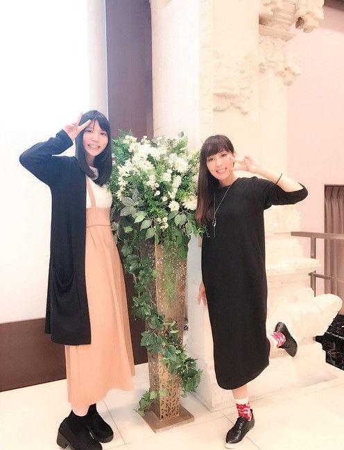 【画像】声優の日笠陽子さんが妊娠しているかもしれない