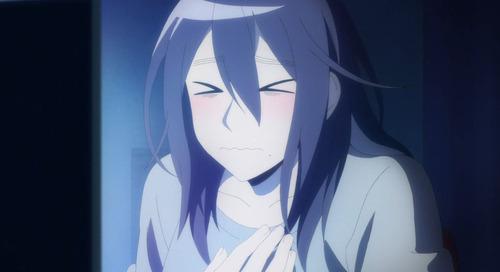 【ネト充のススメ】2話感想 さっそく乙女回路になっちゃう森子さんかわいいな