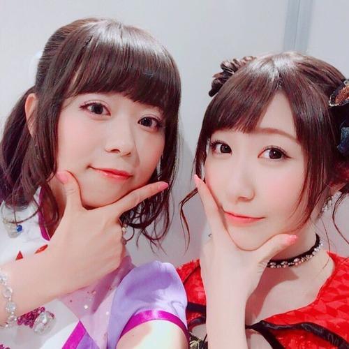 【画像】声優・井口裕香さんと日高里菜ちゃんのツーショット最高