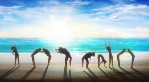 【八月のシンデレラナイン(ハチナイ)】9話感想 厳しい練習に耐えながら確実に上達していく部員達