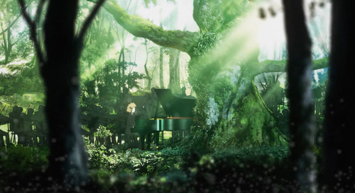 【ピアノの森 第2シリーズ】10話(22話)感想 情景と演出、そして音が気持ちを高めてくれる