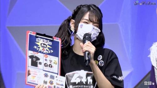 【画像】マスクしてても高野麻里佳ちゃんはかわいいな