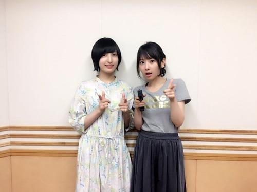 【画像】声優・佐倉綾音さんと種田梨沙さんのツーショット可愛すぎる