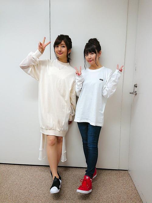 【画像】声優・竹達彩奈ちゃんと沼倉愛美さんのツーショットはやっぱ最高だな