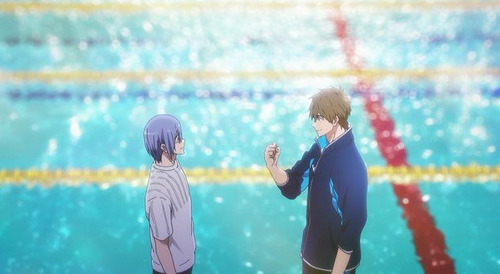 【Free! -Dive to the Future-(3期)】10話感想 みんなの未来が見えてきた