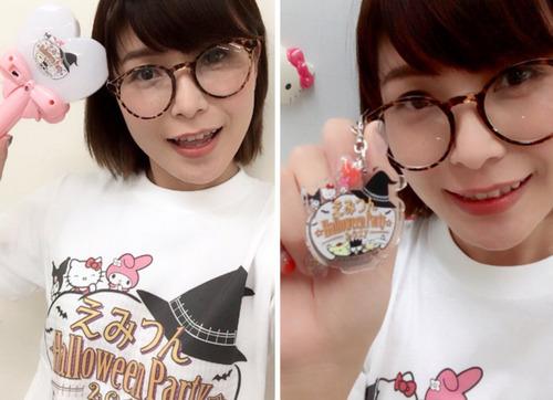 声優・新田恵海がサンリオとコラボ!!!