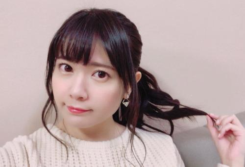 【画像】声優・竹達彩奈さん(29)、ポニーテールが可愛いすぎる