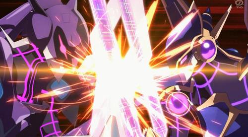 【遊戯王VRAINS】117話感想 ダークナイトとデコード・トーカーの戦い熱い