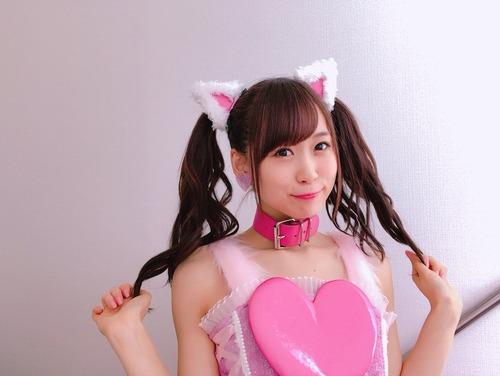 声優・芹澤優さんが「魔法少女サイト・にじみん」の誕生日をコスプレでお祝い