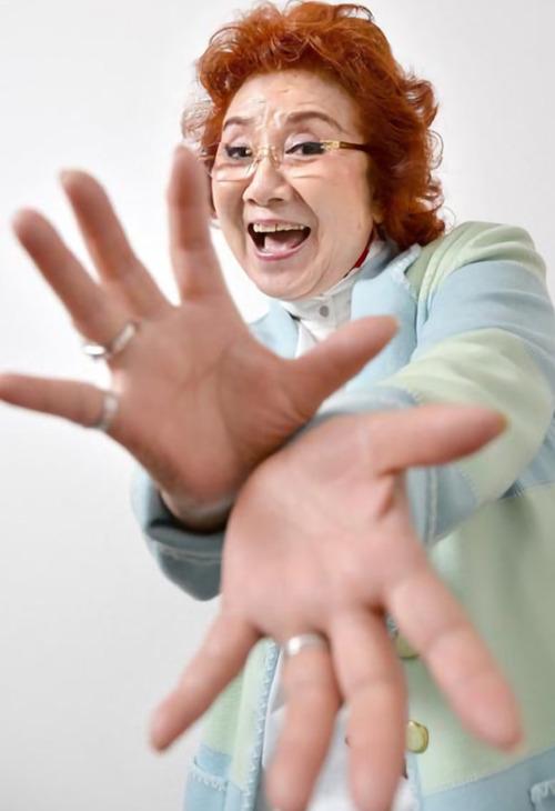 声優・野沢雅子(81)「か~め~は~め~波あああ!」