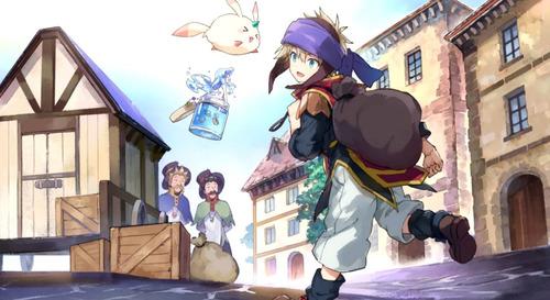 【メルクストーリア -無気力少年と瓶の中の少女-(メルスト)】12話(最終回)感想 地味だけど良いアニメだった