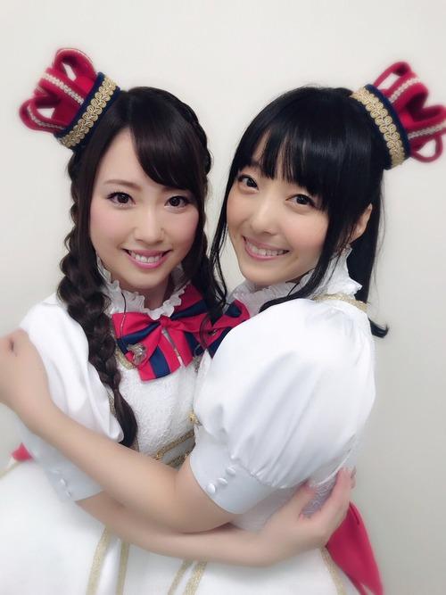 加藤英美里さんと、福原香織さんの「かとふく」の最新画像きたぞ!!!