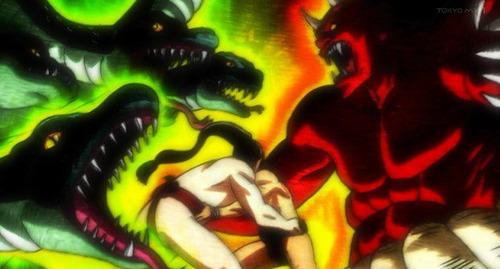 【火ノ丸相撲】3話感想 鬼丸に対して格の違いを見せつける
