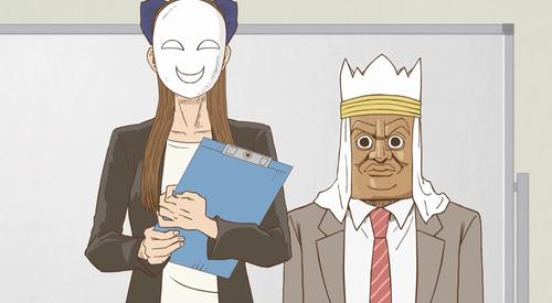 【ガイコツ書店員 本田さん】4話感想 接客研修回