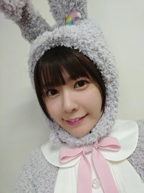 【画像】ウサギになった竹達彩奈ちゃんもマジで可愛いな