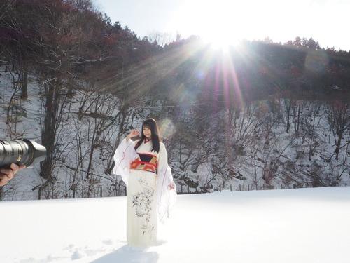 【画像】高野麻里佳ちゃんの着物姿が美しすぎる・・・