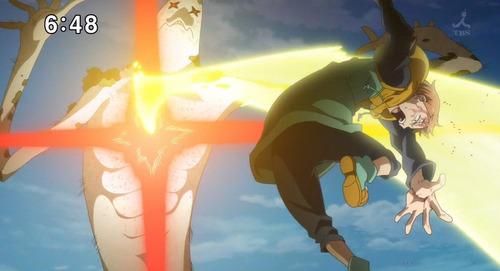 【七つの大罪 戒めの復活(3期)】4話感想 キングの神器、真・霊槍シャスティフォルかっこよすぎ