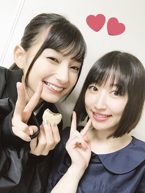 【画像】声優・高野麻里佳ちゃんと五十嵐裕美さんのツーショットたまらん