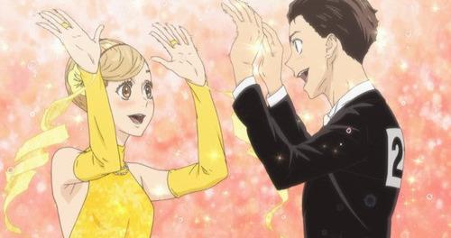 【ボールルームへようこそ】8話感想 ダンサー好きはダンサー好きを引き寄せる