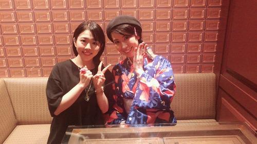 【画像】声優・福圓美里さんと、三石琴乃さんのツーショット最高すぎ