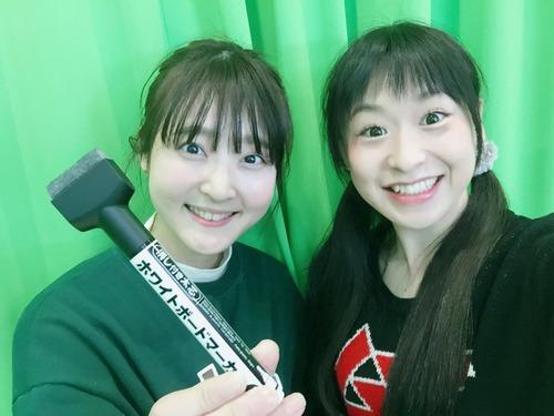 【画像】やっぱ久保ユリカさんと徳井青空さんのコンビは最高だな