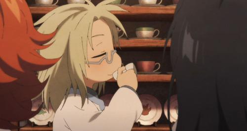 【ハクメイとミコチ】2話感想 物凄くコーヒーが飲みたくなった