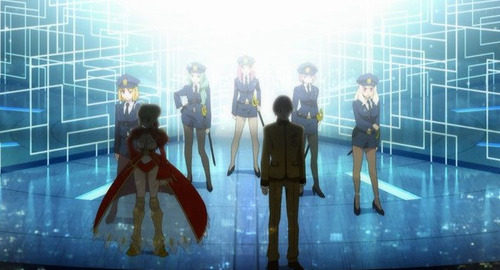 【Fate/EXTRA Last Encore】2話感想 なんか気付いたら戦闘始まってた