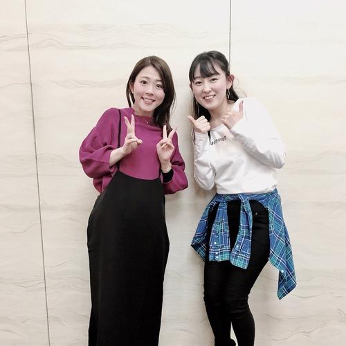 【画像】声優・福圓美里さんと高橋美佳子さんのツーショットいいね