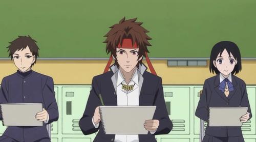 【学園BASARA】3話感想 完成された天丼なのに妙に笑ってしまう