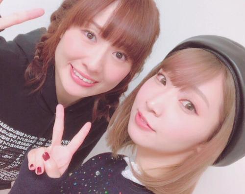 【画像】井上麻里奈さんと照井春佳さんのツーショットなかなかいいな