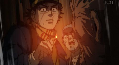 【ゴールデンカムイ第2期】10話(22話)感想 敵か味方か見分けがつかない暗闇の攻防