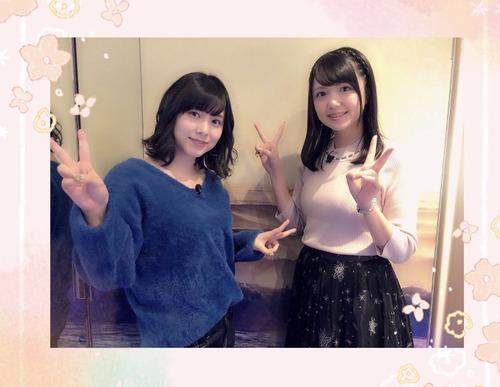 【画像】三上枝織ちゃんと津田美波ちゃんコンビはやっぱいいよね