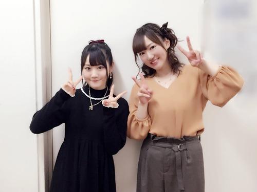 【画像】阿澄佳奈さんと小倉唯ちゃんってなんか母と娘みたいだな