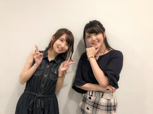 【画像】三上枝織さんと大久保瑠美さんのツーショットやっぱ安心するな