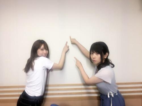 【画像】声優・内田真礼さんと種田梨沙さんのツーショットがたまらない