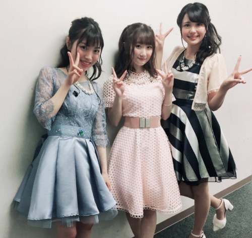 【画像】声優・石原夏織ちゃんと日高里菜ちゃんのお胸って最高だよな