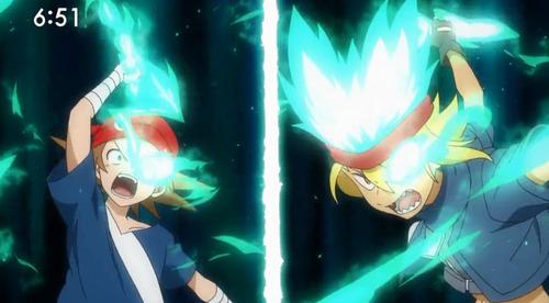 【ゾイドワイルド】47話感想 好敵手であったふたりのワイルドブラスト共闘