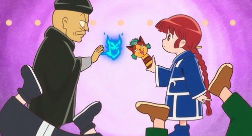 【魔法陣グルグル (2017) 】23話感想 カヤさんとククリちゃんの魔法バトル熱かった